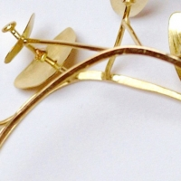 argento oro perle pietre ebano palissandro